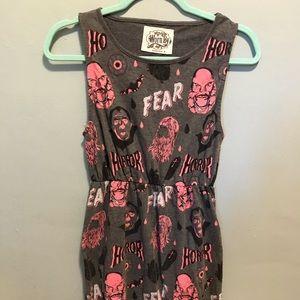 Universal Monsters Babydoll Dress Halloween